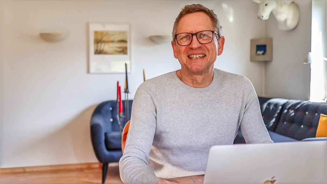 Joachim Ott, Journalist und Fotograf